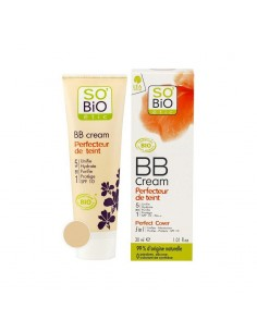 BB Cream n.01 beige nude - So Bio Etic - Wingsbeat