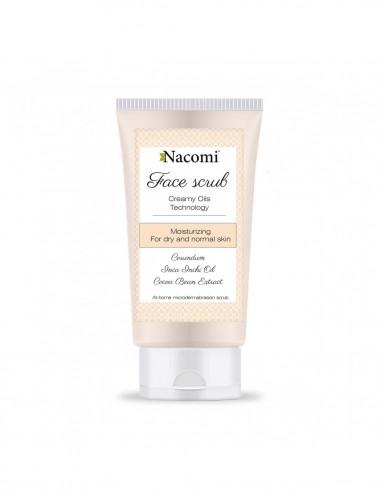 "Scrub viso Microdermoabrasione ""acne control"" - Nacomi - Wingsbeat"