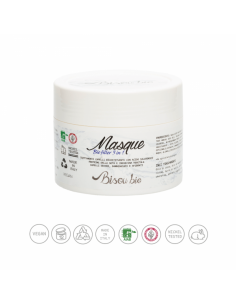 Maschera BioFiller all'acido ialuronico cheratina vegetale proteine della seta