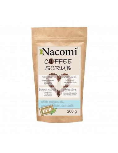 "Scrub Secco Corpo ""Caffè"" |Nacomi|Wingsbeat"