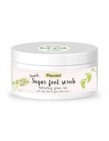 "Scrub Piedi ""Refreshing Green Tea""|Nacomi|Wingsbeat"
