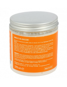 YES PLEASE! Scented Orange - Sorbetto Scrub Esfoliante - Green & Beauty - Wingsbeat
