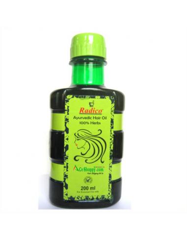 Ayurvedic Hair Oil - Radico - Wingsbeat