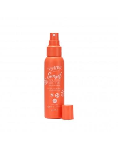 Acqua Fissante Make-Up - Sunset Fix & Fresh|Purobio|Wingsbeat
