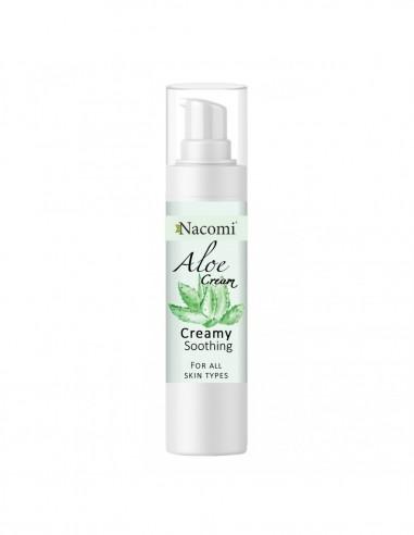 Crema gel idratante Aloe Vera|Nacomi|Wingsbeat