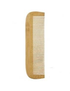 Pettine in legno denti stretti