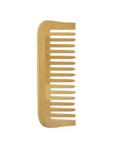 Pettine in legno denti larghi