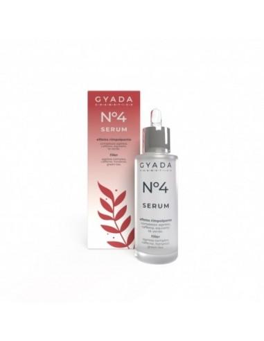 Siero Viso N. 4 Effetto Rimpolpante - Gyada Cosmetics - Wingsbeat