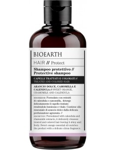 Shampoo protettivo capelli trattati e colorati