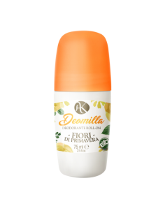 Deomilla Fiori di Primavera Bio Deodorante Roll-on