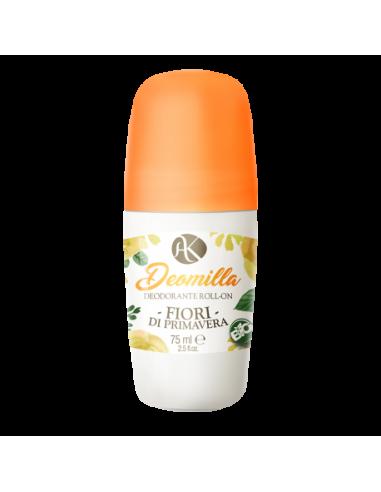 Deomilla Fiori di Primavera Bio Deodorante Roll-On Alkemilla