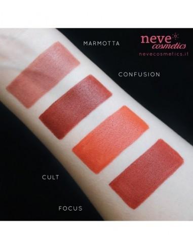 Pastello labbra Marmotta Neve Cosmetics|Wingsbeat