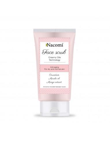Scrub viso Microdermoabrasione antiage|Nacomi|Wingsbeat