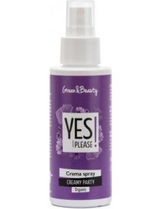 YES PLEASE CREMA SPRAY IDRATANTE CREAMY PARTY 100 ml