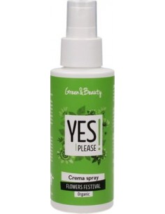YES PLEASE CREMA SPRAY FLOWERS FESTIVAL-LENITIVO 100 ml