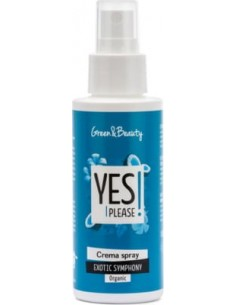 YES PLEASE CREMA SPRAY EXOTIC SIMPHONY-PURIFICANTE|Green & Beauty|Wingsbeat