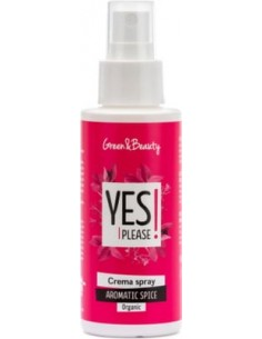 YES PLEASE CREMA SPRAY AROMATIC SPICE-DRENANTE 100 ml