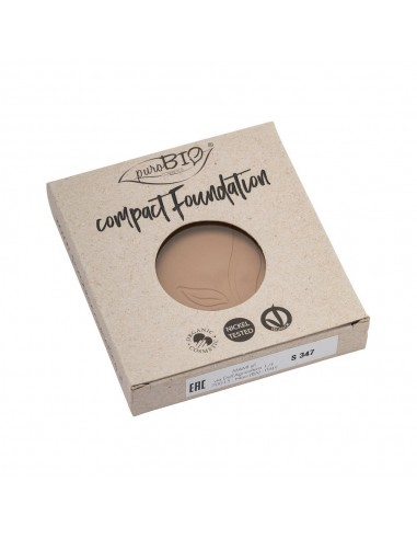 Compact Foundation - Purobio Refill n.03|Wingsbeat