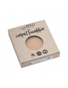 Compact Foundation - Purobio Refill n.02|Wingsbeat