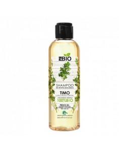 Shampoo Timo e Ortica per Capelli Grassi