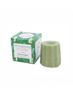 Shampoo Solido Per Capelli Grassi Alle Erbe Folli