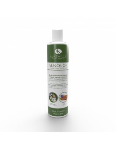 Bio Shampoo Ristrutturante Capelli Trattati E Colorati|Alkemilla|Wingsbeat