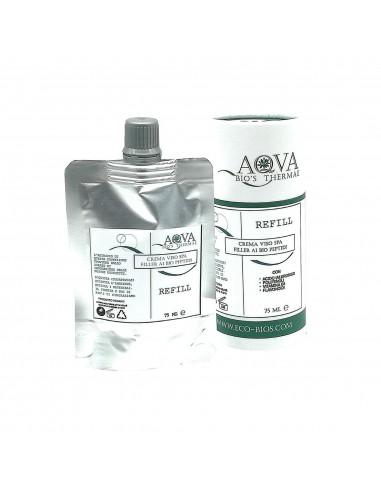 Refill Per Crema Viso SPA Filler Ai Bio Peptidi Linea Aqva Bio's Wingsbeat