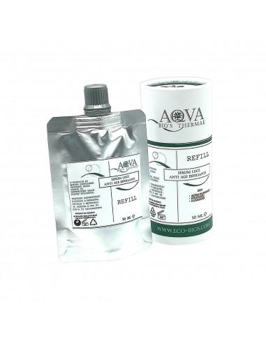 Refill Per Serum Luce Anti Age Esfoliante Linea Aqva|Bio's|Wingsbeat