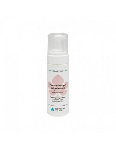 Mousse-Shampoo Volumizzante|Biofficina Toscana