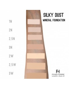Silky Dust 3W Medium Golden