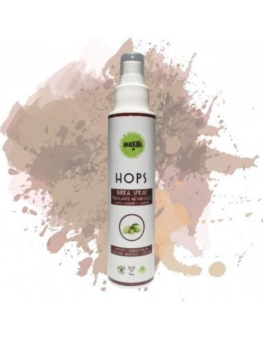 Hops - Lozione Birra Spray Stimolante E Anticrespo|Anarkhìa Bio|Wingsbeat