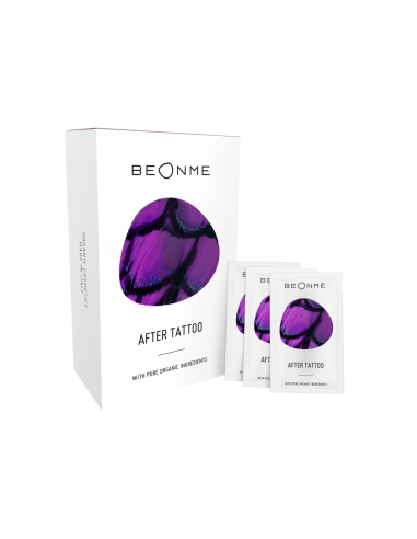 After Tattoo - Box 50 x 7ml|BeOnMe|Wingsbeat