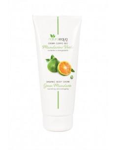 Crema Corpo Mandarino Verde