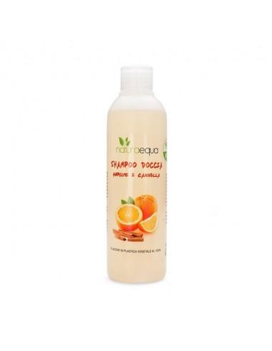 Shampoo Doccia Agrumi E Cannella|NaturaEqua|Wingsbeat
