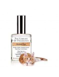 Kitten Fur - The Library Of Fragrance
