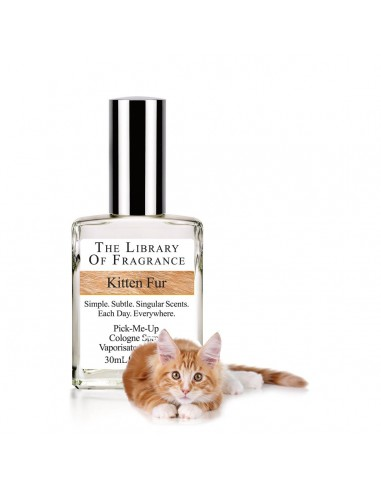 Kitten Fur|The Library Of Fragrance|Wingsbeat