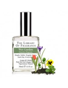 Wet Garden - The Library Of Fragrance