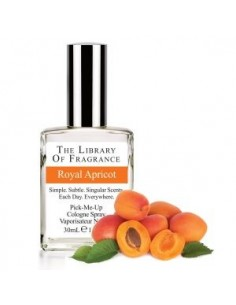 Royal Apricot - The Library Of Fragrance