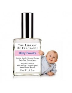 Baby Powder - The Library Of Fragrance