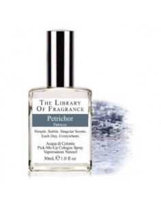 Petrichor - The Library Of Fragrance