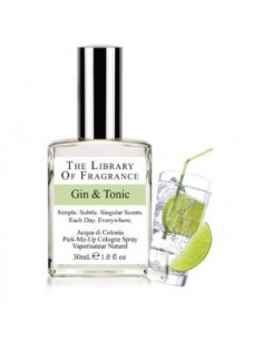 Gin & Tonic - The Library Of Fragrance