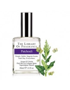 Patchouli - The Library Of Fragrance
