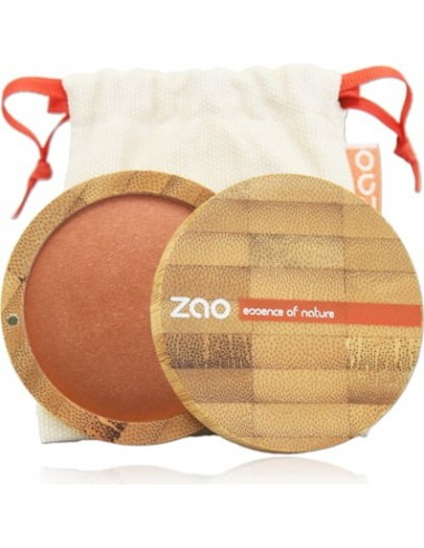 Terra Cotta Minerale 345 Rosso Ramato|Zao|Wingsbeat