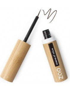 Eyeliner Pennello 071 Marrone Scuro|Zao|Wingsbeat