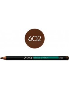 Matita Occhi 602 Marrone Scuro|Zao|Wingsbeat
