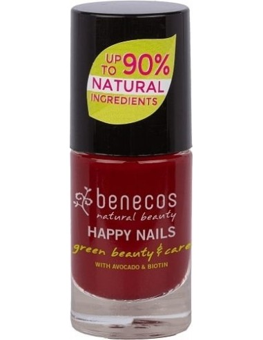 Smalto Benecos Cherry Red|Wingsbeat