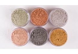 Argilla, un colore per ogni utilizzo