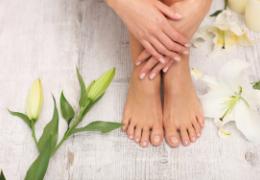 Come prendersi cura dei piedi con prodotti bio