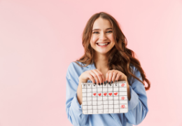 Come prepararsi alla prima mestruazione